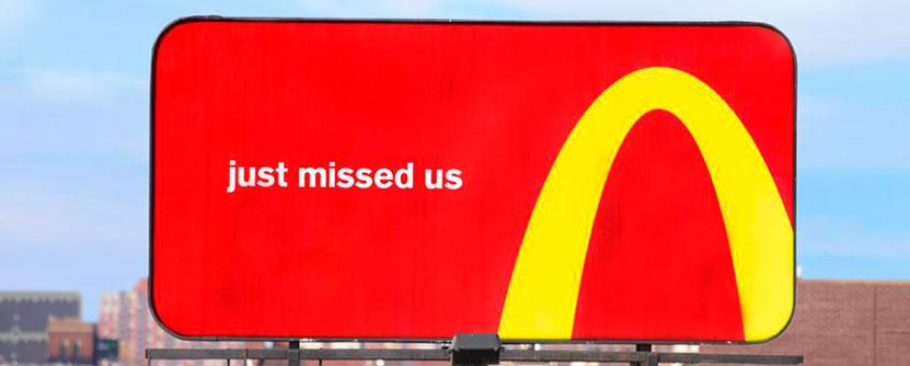 logotipo do McDonald's