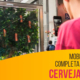 Mobiliário urbano completa campanha da cerveja Cacildis
