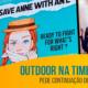 Outdoor na Times Square pede continuação de série da Netflix