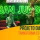 Projeto da Heineken transforma estacionamento em área verde