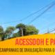 Acessooh e parceiros doam campanhas de divulgação para o Mães da Favela