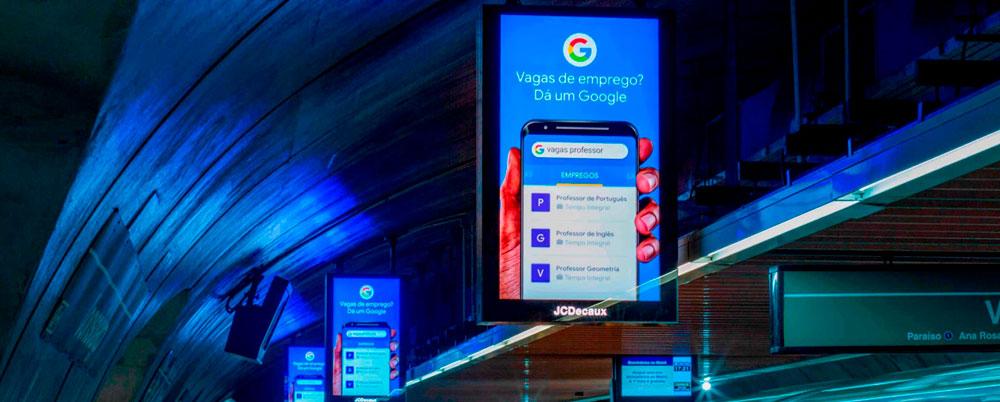 Solução une alcance e contexto para otimizar anúncios OOH