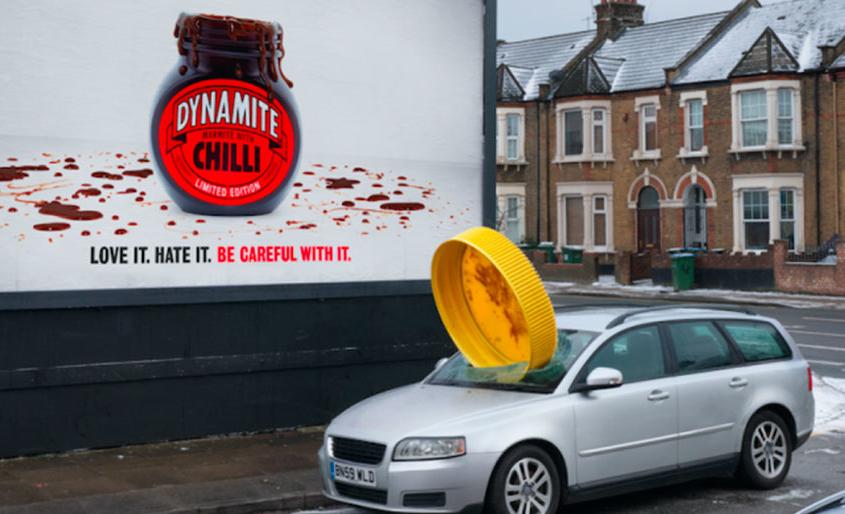 Outdoor e cenografia: combinação potente para campanhas criativas