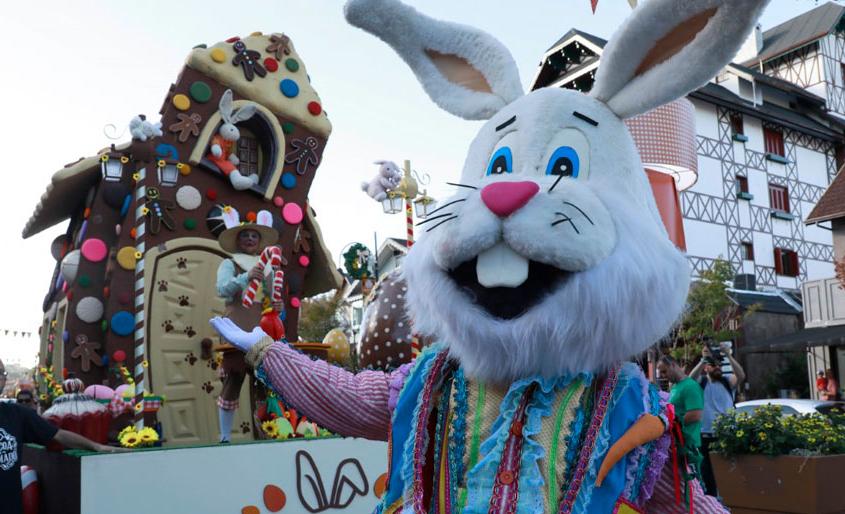 Páscoa em Gramado terá entretenimento sem aglomerações